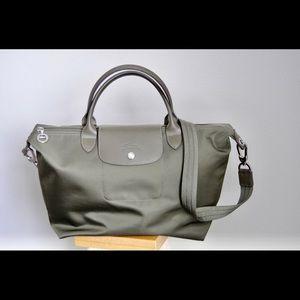 Longchamp Medium Le Pliage Handle Tote